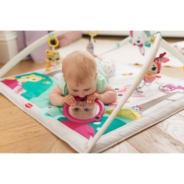 Tiny Love Gymini Deluxe Infant Activity Gym Play Mat Tiny Princess Tales