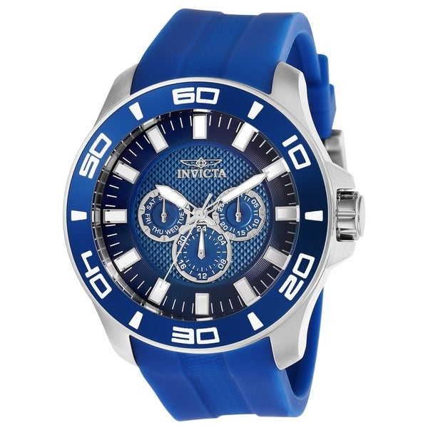d5a356529 Shop Invicta Men's Pro Diver 28003 Stainless Steel Watch - Free Shipping  Today - Overstock - 25463165
