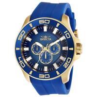 Invicta Men's Pro Diver 28002 Gold Watch
