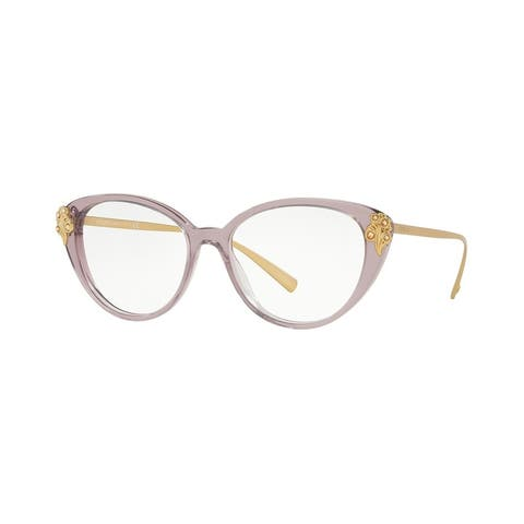 8ed5a5e19fce Versace Eyeglasses | Find Great Accessories Deals Shopping at Overstock