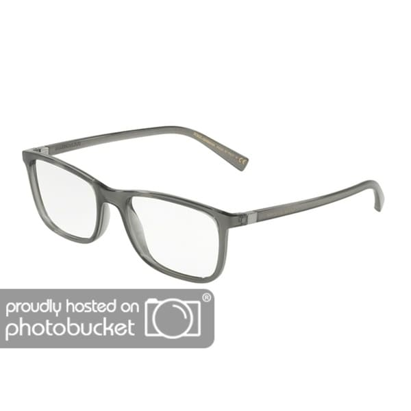 5ce2f9e6819 Dolce  amp  Gabbana DG5027 Men  x27 s Transparent Grey Frame Demo Lens  Eyeglasses
