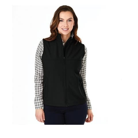 Charles River Women's Classic Soft Shell Vest, Navy