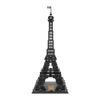 Link to The Eiffel Tower in Paris - France Similar Items in Building Blocks & Sets