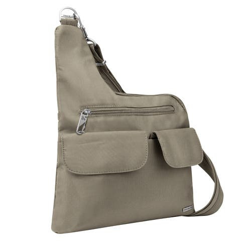 Travelon Anti-Theft Classic Cross-Body Bag
