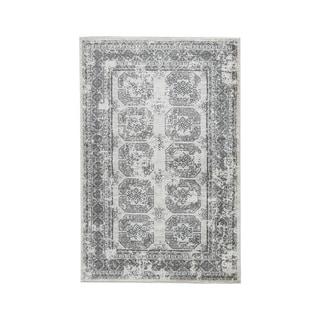 Jirou Medium Gray/Taupe Rug - N/A