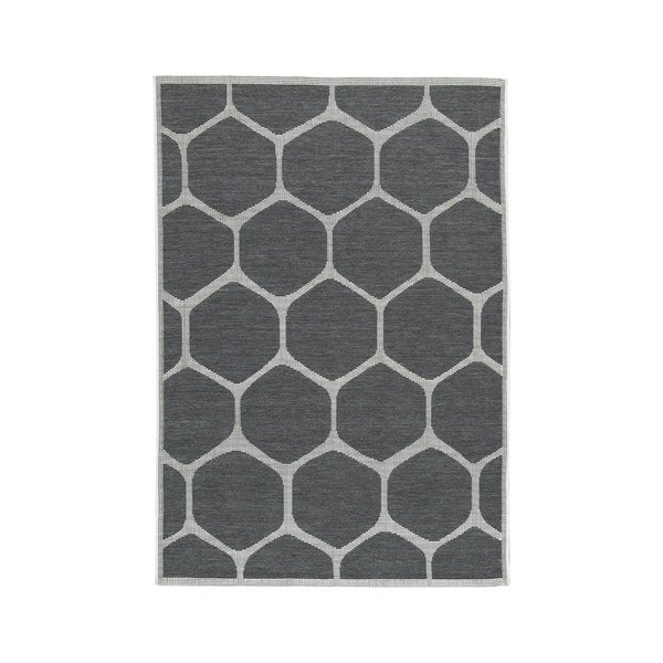 Porch & Den Annabel Large Charcoal Area Rug