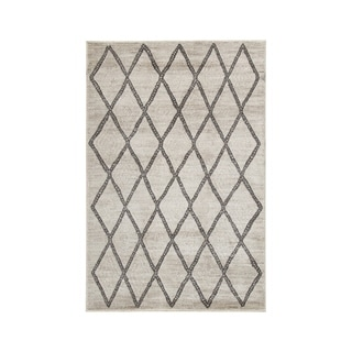 Jarmo Medium Gray/Taupe Rug - N/A