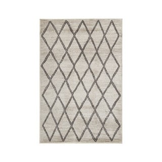 Jarmo Large Gray/Taupe Rug - N/A