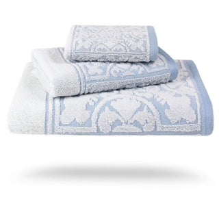 Link to Rosita Luxury Sculpted Egyptian Cotton Towel Se Similar Items in Towels