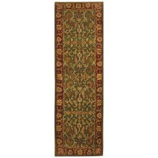 Handmade Mimana Wool Kilim (India) - 2'7 x 3'2