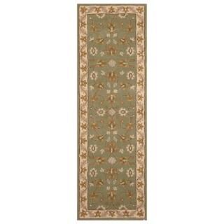 Handmade Mimana Wool Kilim (India) - 3'2 x 4'9