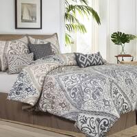 Farren 7-piece King Size Comforter Set by Nanshing (As Is Item)