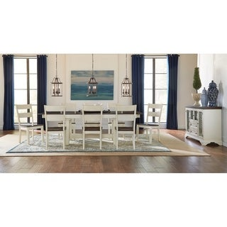 Simply Solid Cache Solid Wood 9-piece Dining Collection