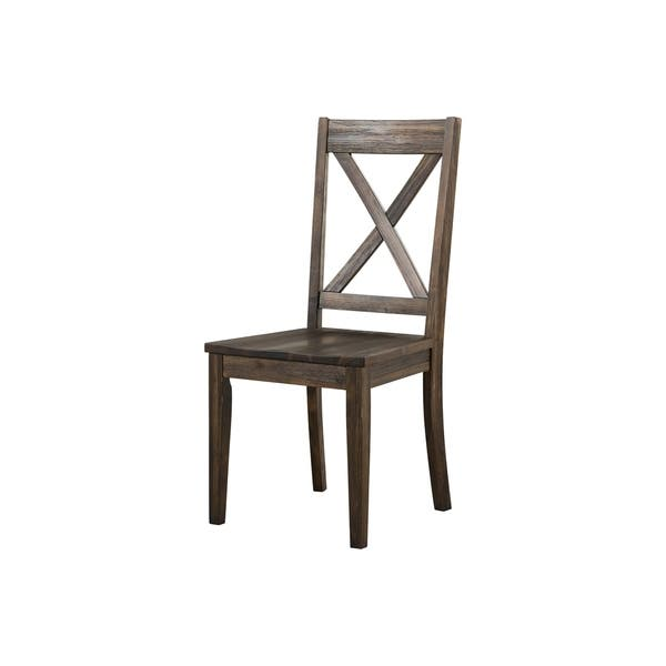 Simply Solid Clark Solid Wood 5 Piece Dining Collection Overstock 25481133