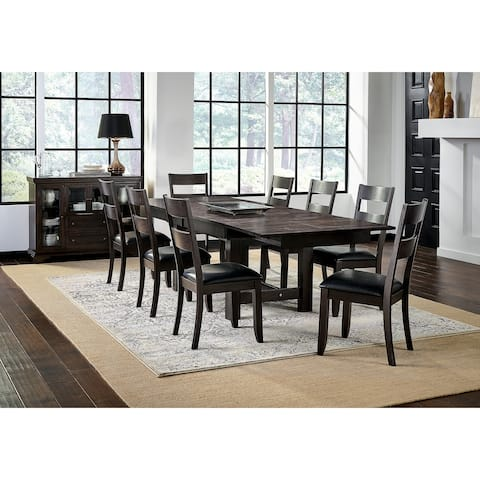 Scenic Modern Dinning Room Sets Dining Table Round White ...