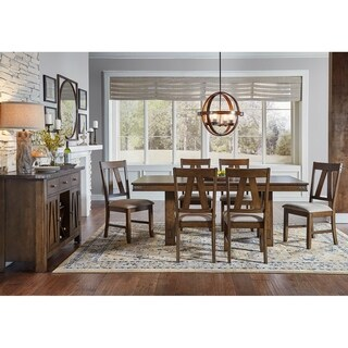 Simply Solid Animas Solid Wood 8-piece Dining Collection