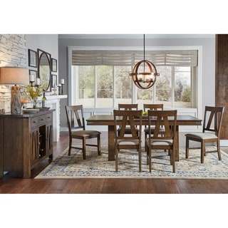 Simply Solid Animas Solid Wood 7-piece Dining collection