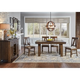 Simply Solid Animas Solid Wood 5-piece Dining Set