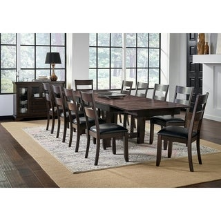 Simply Solid North Mills Solid Wood 13-piece Dining Collection