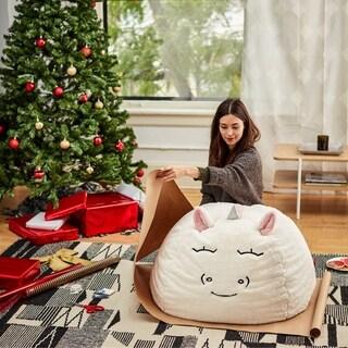 Shop Unicorn Bean Bag Chair On Sale Free Shipping