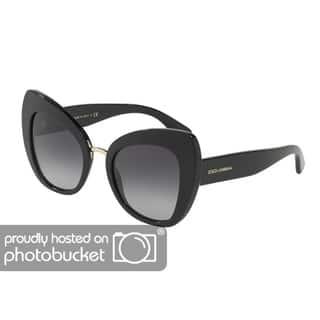 99652f54aee0 Black Dolce   Gabbana Sunglasses