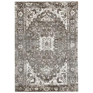 Handmade Mahal Wool Rug (India) - 9'7 x 12'3