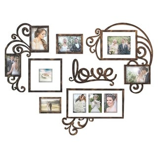 Jerry & Maggie - Love Photo Frame