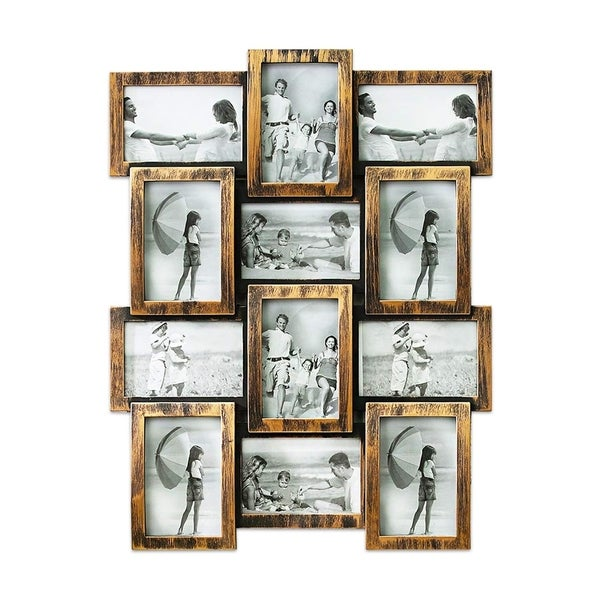 Jerry & Maggie - Photo Frame 23X18 Retro Bronze Finish PVC Picture Frame. Opens flyout.