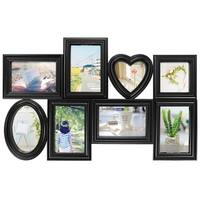 Jerry & Maggie - Photo Frame 22x14 Black Picture Frame Multi Selfie Gallery Collage