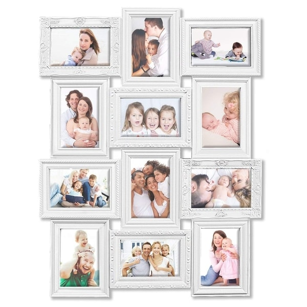 Jerry & Maggie - Photo Frame 20X27 White Finish PVC Picture Frame