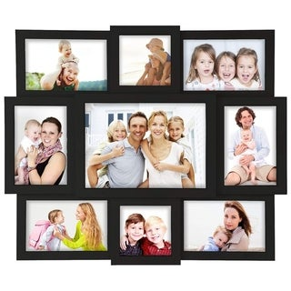 Jerry & Maggie - Photo Frame 16x19 Black Picture Frame