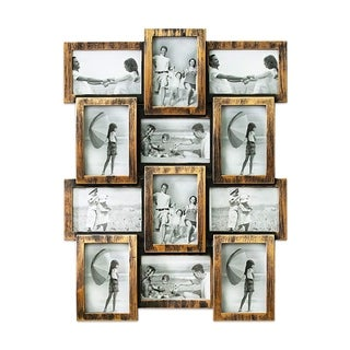 Link to Jerry & Maggie - Photo Frame 23X18 Retro Bronze Finish PVC Picture Frame Similar Items in Decorative Accessories