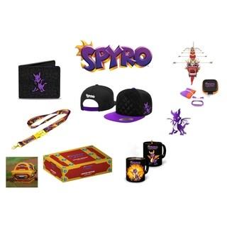 Exquisite Gaming Exclusive Big Box : Spyro Loot Collector Crate