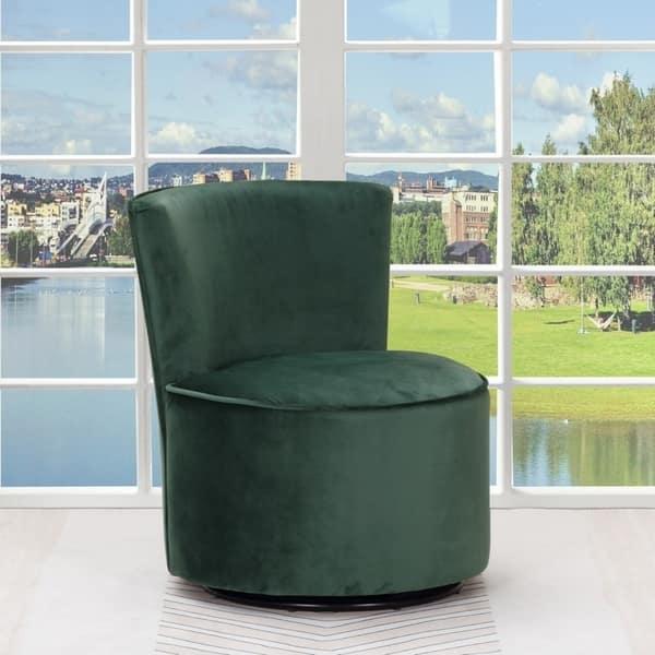 Pleasant Shop Sally Velvet Upholstered Armless Living Room Chair Dailytribune Chair Design For Home Dailytribuneorg