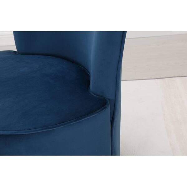 Remarkable Shop Sally Velvet Upholstered Armless Living Room Chair Dailytribune Chair Design For Home Dailytribuneorg