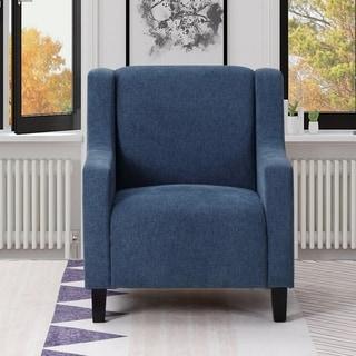 Brandon Transitional Upholstered Living Room Armchair