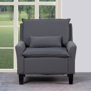 Jaxxon Transitional Upholstered Living Room Armchair