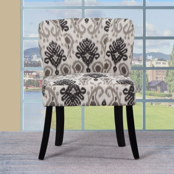 Shop Ashlee Traditional Upholstered Armless Living Room Chair On Sale Free Shipping Today
