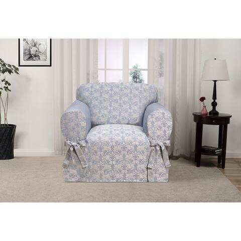 Desert Sky Chair Slipcover by Kathy Ireland
