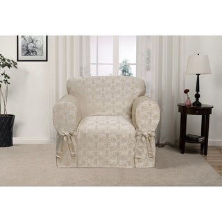 Link to Desert Sky  Chair Slipcover by Kathy Ireland Similar Items in Slipcovers & Furniture Covers