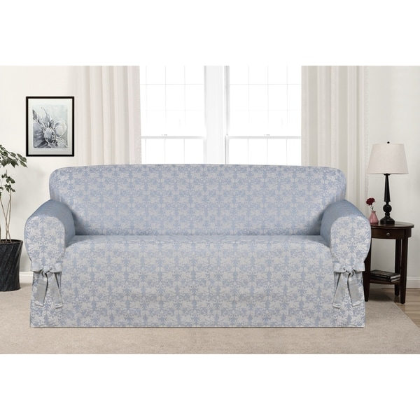 Shop Desert Skies By Kathy Ireland Loveseat Slipcover