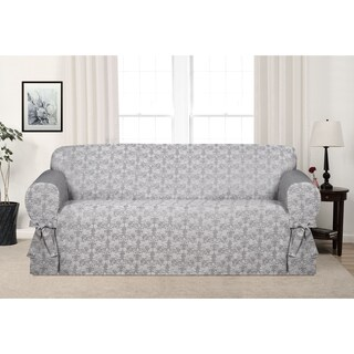 Buy Grey Kathy Ireland Sofa Couch Slipcovers Online At Overstock