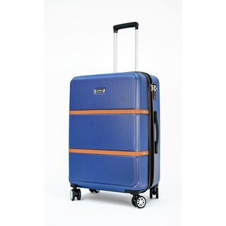 "Samboro Premier 23"" Expandable Spinner Trolley - Blue Color"