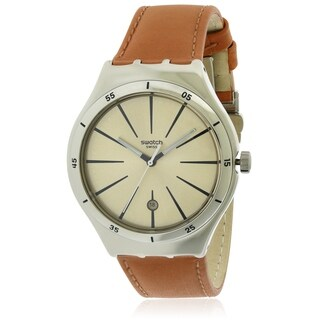 Swatch DEEP HOLE Mens Watch YWS408C