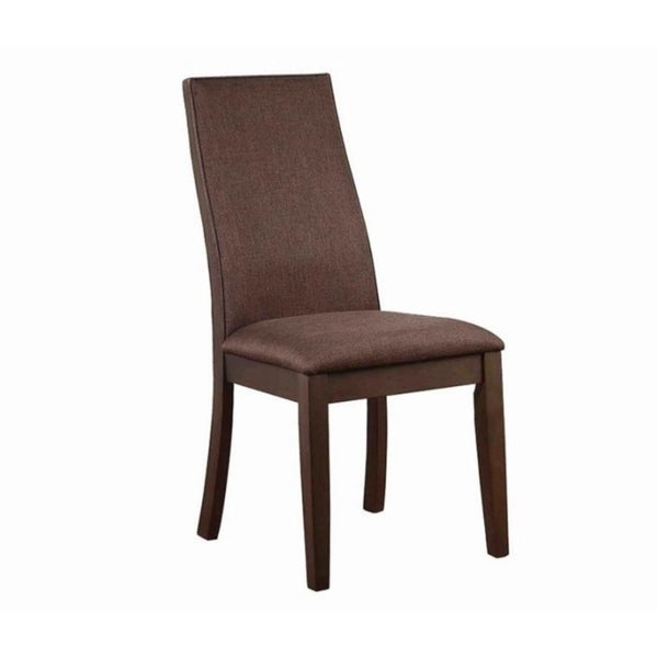 Rea Rich Cocoa Brown Dining Chair