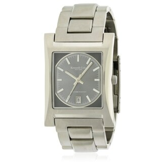 Kenneth Cole Stainless Steel Mens Watch KC3362