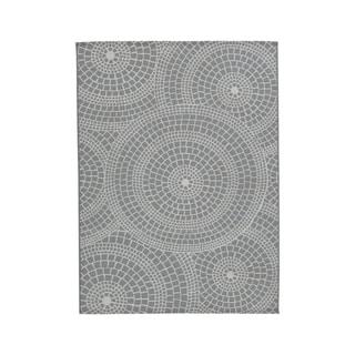 Jesimae Large Gray Rug - N/A