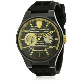 Ferrari Scuderia Speciale Multi Rubber Mens Watch 0830457