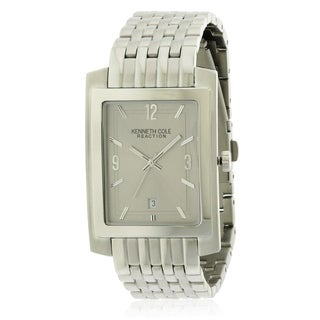 Kenneth Cole Stainless Steel Mens Watch KC3590