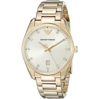 Emporio Armani Gold-Tone Ladies Watch AR6064